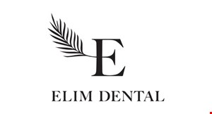 Product image for Elim Dental $149 Comprehensive Exam, Full Set of X-Rays & Cleaning