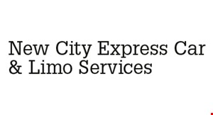 New City Express Car & Limo Services logo