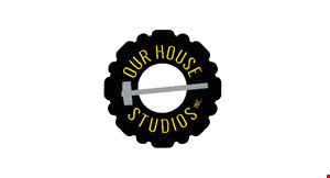 One Year Gym Membership-Our House Studios logo