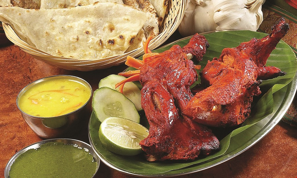 Product image for Tulsi 20% OFF lunch 12pm-2:30pm • dine in and take out only (not valid on delivery).