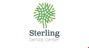 Sterling Dental Center logo