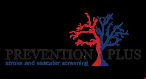 Prevention Plus Stroke and Vascular Screening logo