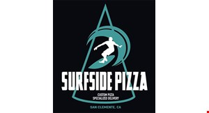 Surfside Pizza logo