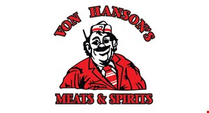 Product image for Von Hanson's Meats & Spirits 20% offALL SMOKED OR RAW DOG BONES.