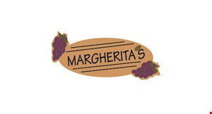 Product image for Margherita's Pizzeria & Bar $19.99 any 3 sandwiches excluding veal parmigiana.