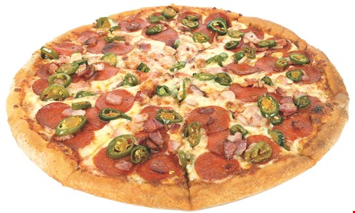Product image for Planet Pizza $10 OFF any purchase of $50 or more.