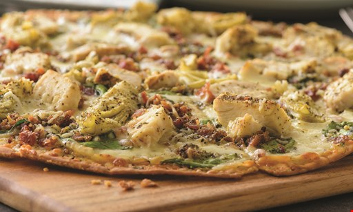 Product image for Papa Murphy's $3 off family size pizza. Discount off regular menu price. Excludes FAVES, XLNY and Friday pizza deals. ONLINE CODE C2000 or CALL-IN.