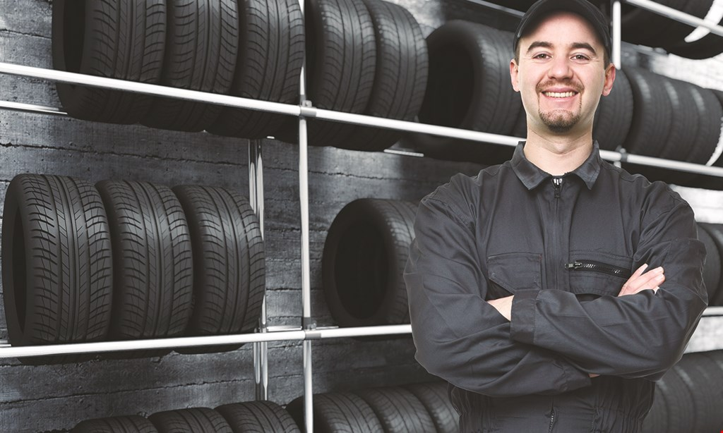 Product image for Tire Tech $50 Off Any Brake Service