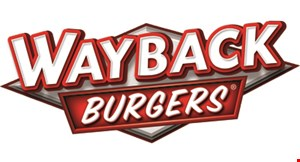 Product image for Wayback Burgers $10 For $20 Worth Of Casual Dining