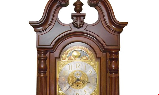 Product image for Elegance In Time $100 OFF grandfather clock purchase