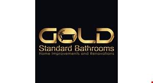 Gold Standard Bathrooms LLC logo