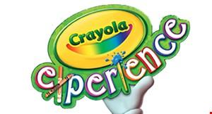 Crayola Experience logo