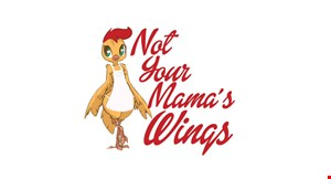 Not Your Mama's Wings logo