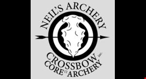 Neil's Archery & Crossbow logo