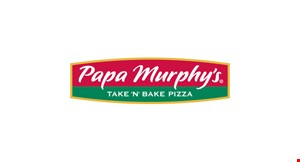 Product image for Papa Murphy's $10 For $20 Towards Take 'N' Bake Pizza