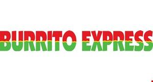 Burrito Express logo