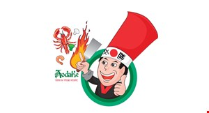 Product image for Aodake Sushi & Hibachi $10 off food purchase of $60 or more