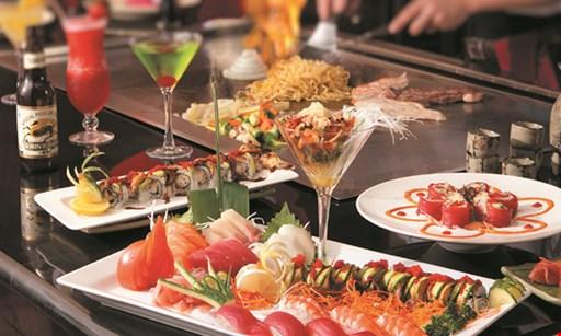 Product image for Aodake Sushi & Hibachi Free 1 California Roll or 1 Gyoza