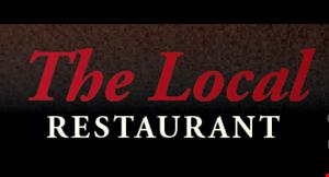 The Local Restaurant logo