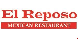 El Reposo Mexican Restaurant logo