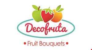 Product image for Decofruta $20 For $40 Worth Of Edible Decorations