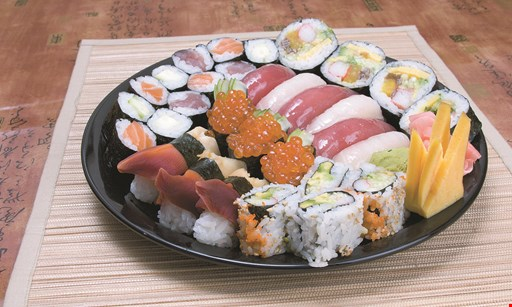 Product image for Hikari Sushi - Glendale 15%off entire bill.