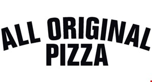Product image for All Original Pizza $15.99 2 medium 1-topping pizzas & 2 lt.