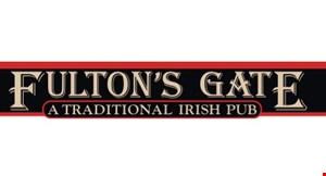 Fulton's Gate Irish Pub logo