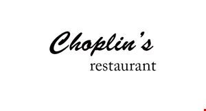 Choplin's Restaurant logo