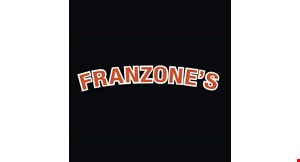 Product image for Franzone's $10 Off any purchase of $50 or more.