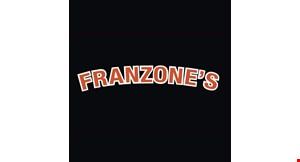 Franzone's logo