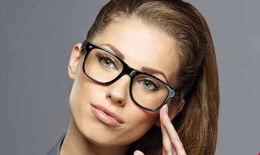 Product image for INVISION OPTICS $100 off COMPLETE PAIR OF EYEGLASSES