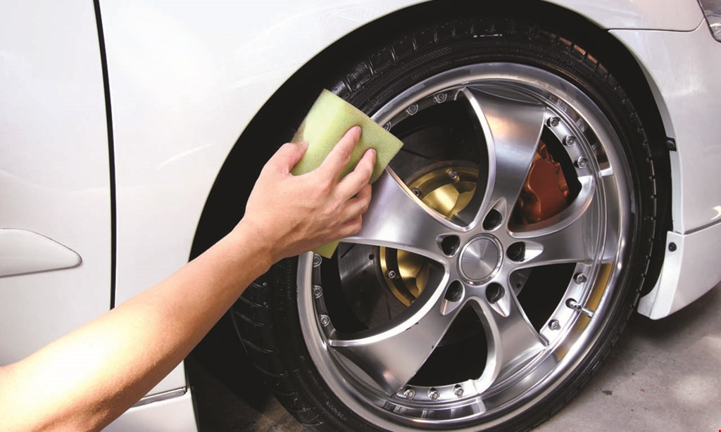 Product image for Pelican Pointe Carwash $3 OFF the platinum wash reg. $20.