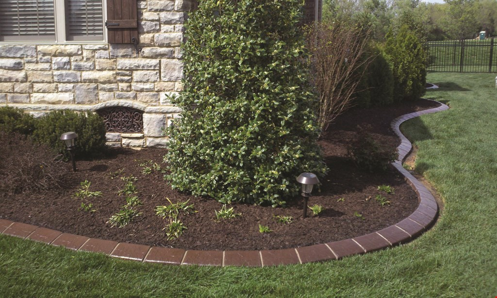 Product image for The Curbing Edge, LLC $50 off Decorative Curbing