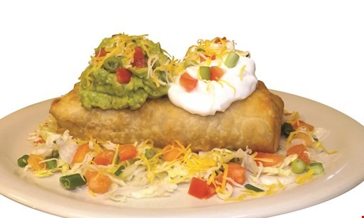 Product image for Top Shelf Mexican Food & Cantina $5.00 OFF Minimum Of $25 Food Order
