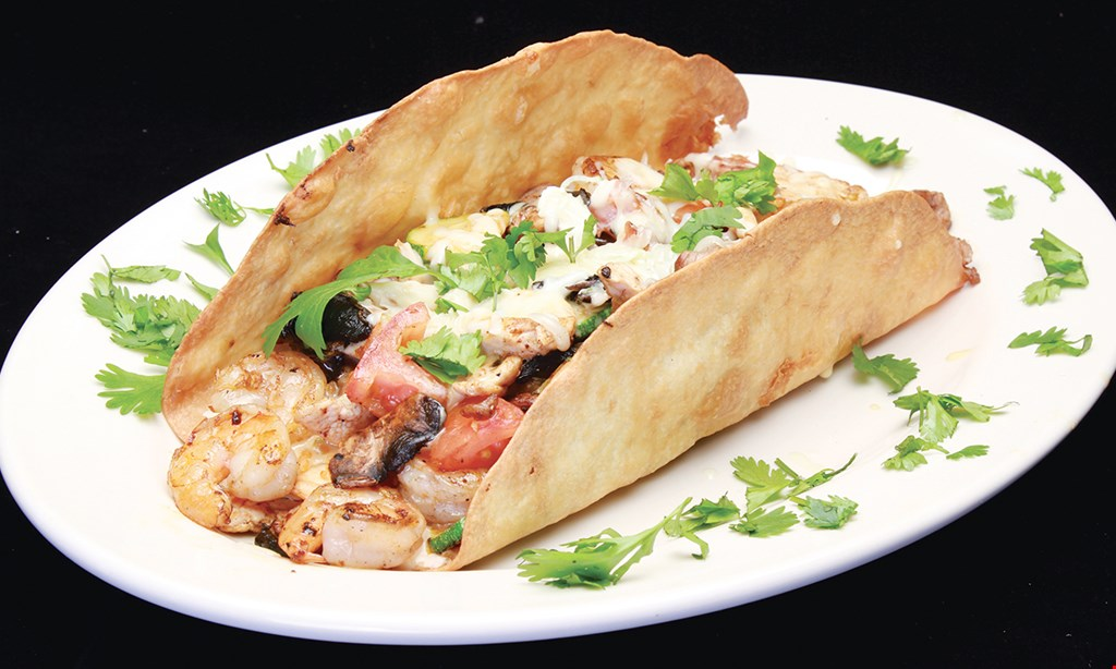 Product image for Don Juan Free appetizer with a lunch or dinner purchase $8 value