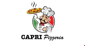 Product image for Capri Pizza $10 only large round cheese pizza