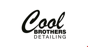 Product image for Cool Brothers  Detailing $77.50 For A Superior Exterior Detail (Reg. $155)
