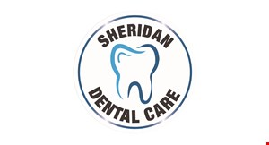 Product image for Sheridan Dental Care $49 Initial Exam & Full Mouth X-Ray