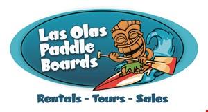 Las Olas Paddle Boards logo