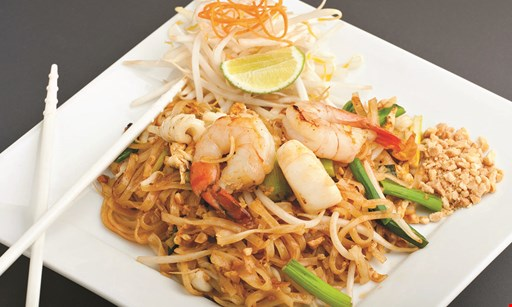 Product image for Urban Fusion Asian Bistro 10% off entire check dine in or take-out