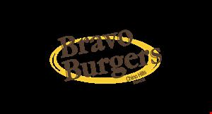 Bravo Burgers logo