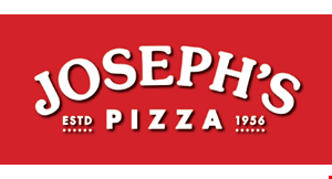 Product image for Joseph's Pizza  $10Off$100 Catering or Tailgate Order