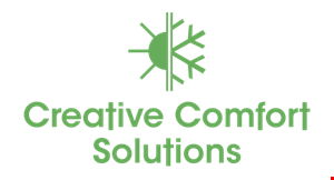Creative Comfort Solutions Heating & Coolong logo