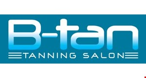 B-Tan Tanning Salon logo