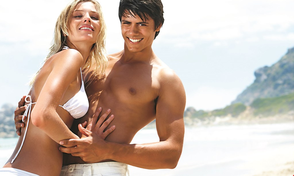 Product image for B-Tan Tanning Salon Only $55 1-Month Unlimited Tanning Bronzing Booth Or Bed