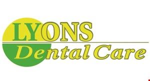 Lyons Dental Care logo