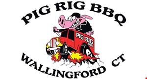 Pig Rig BBQ logo
