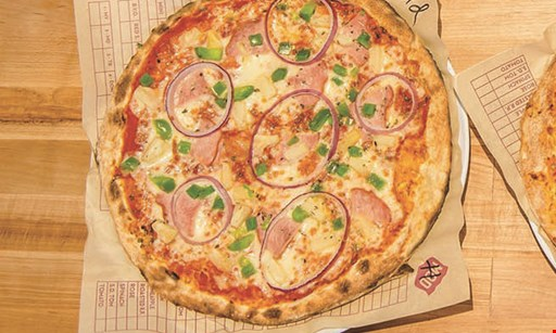 Product image for MOD PIZZA BOGO Buy 1 pizza or salad and two drinks, get 1 pizza or salad free