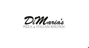 Di Maria's Pizza & Italian Kitchen logo